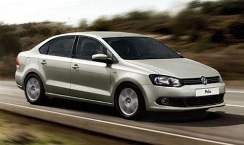 дизайн Volkswagen Polo