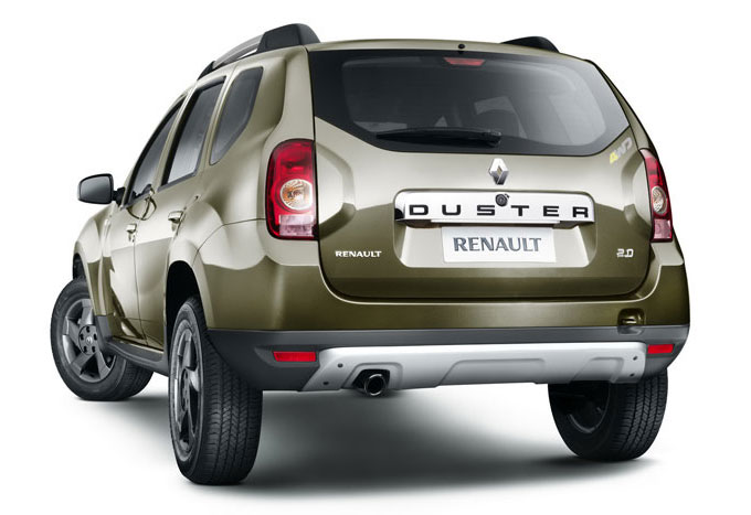 Renault Duster 2014-2015 года