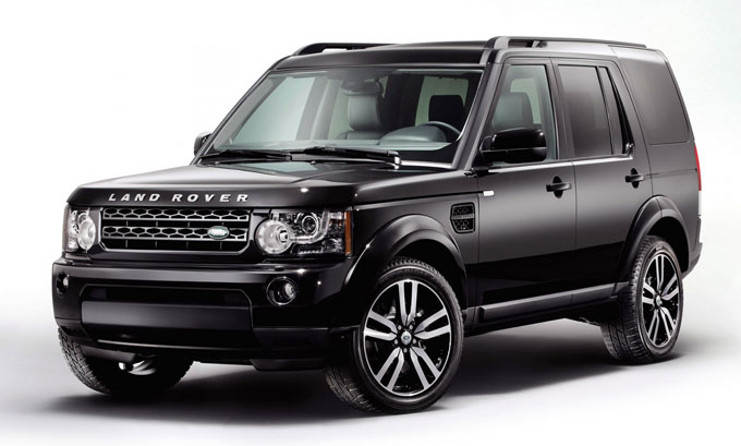 Land Rover Discovery 2013-2014 года