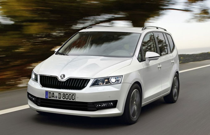Skoda Roomster 2014 года